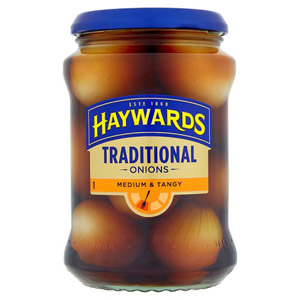 Haywards Medium & Tangy Pickled Onions Pricemarked 270g