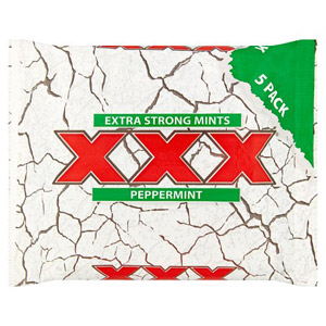 XXX Strong Mints 5 Pack