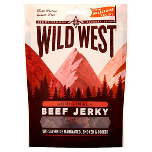 Wild West Original Jerky