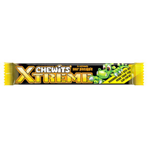 Chewits Xtremly Sour Pineapple