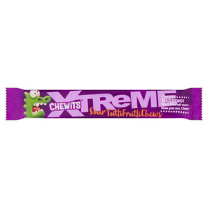 Chewits Xtremly Sour Tutti Frutti