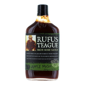 Rufus Teague BBQ Sauce Apple Mash