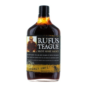 Rufus Teague BBQ Sauce Honey Sweet