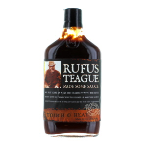 Rufus Teague BBQ Sauce Touch O'Heat
