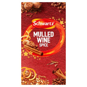 Schwartz Mulled Wine Carton