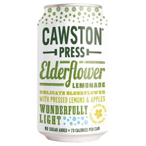 Cawston Press Sparkling Elderflower Lemonade Can