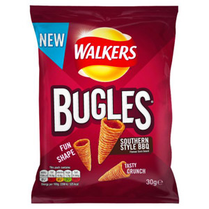 Walkers Bugles Southern Style Bbq