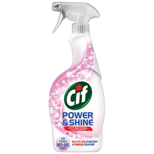 Cif Power & Shine Multi Purpose Antibacterial Spray