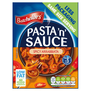 Batchelors Pasta & Sauce Arrabiata