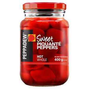 Peppadew Hot Peppers