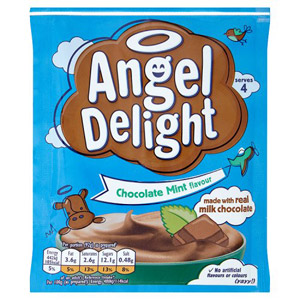 Angel Delight Mint Chocolate