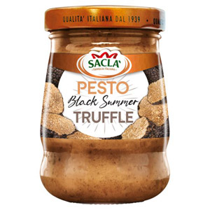 Sacla Black Truffle Pesto
