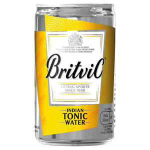 Britvic Tonic Water Small Can