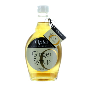 Opies Ginger Syrup