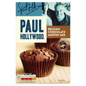 Paul Hollywood Belgian Chocolate Muffin Mix