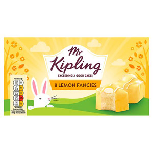 Mr Kipling Lemon Fancies