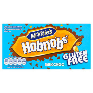 McVities Gluten Free Milk Chocolate Hob Nobs