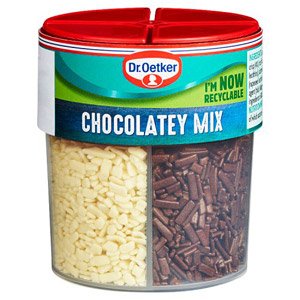 Dr. Oetker Chocolatey Mix 4 Cell
