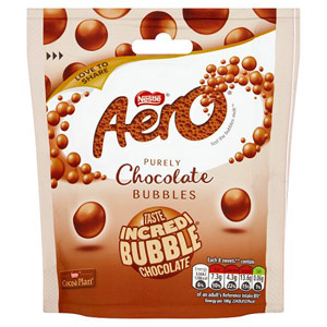 Aero Bubbles Pouch Milk