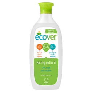Ecover Washing Up Liquid Lemon & Aloe Vera