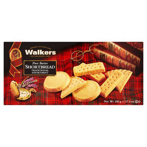 Walkers Assorted Shortbread Large