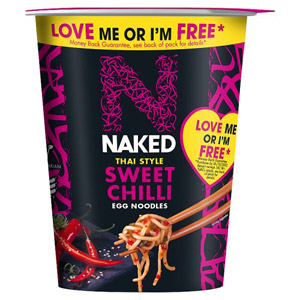 Naked Noodles Sweet Chilli