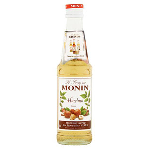 Monin Hazlenut Coffee Syrup