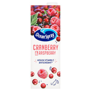 Ocean Spray Cranberry & Raspberry Juice