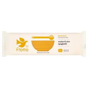 Doves Farm Organic Gluten Free Maize & Rice Spaghetti