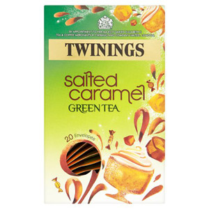 Twinings Salted Caramel Green Tea 20 Pack