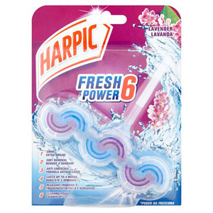 Harpic Fresh Power 6 Lavender