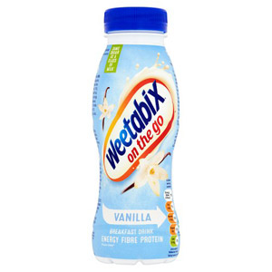 Weetabix On The Go Vanilla Drink