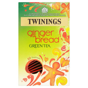 Twinings Gingerbread Green Tea 20 Pack