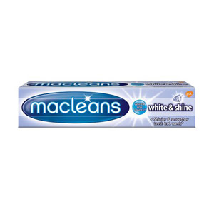 Macleans White n Shine Toothpaste Large