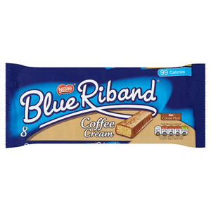 Blue Riband Coffee Cream 8 Pack