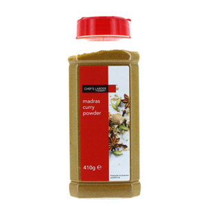 Chefs Larder Madras Curry Powder
