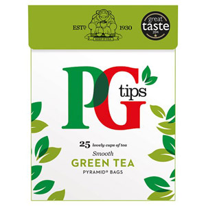 Pg Tips The Fresh One 80 Teabags