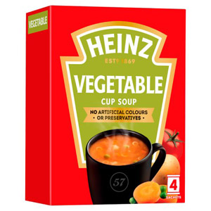 Heinz Vegetable Cup Soup