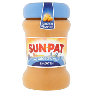 Sun Pat No Added Sugar Smooth Peanut Butter