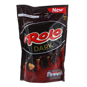 Rolo Dark Sharing Bag