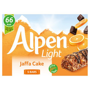 Alpen Light Jaffa Cake 5 Pack