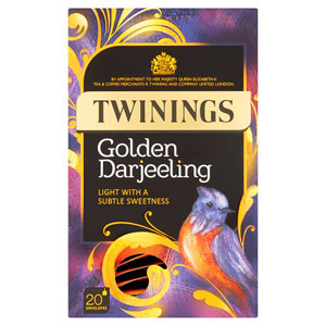 Twinings Golden Darjeeling 20s