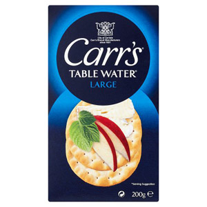 Carrs Table Water Biscuits Large