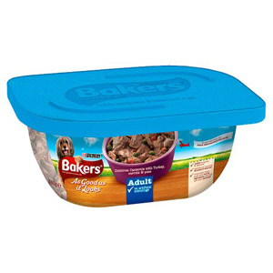 Bakers As Good As It Looks Turkey, Carrots & Peas Casserole 280g